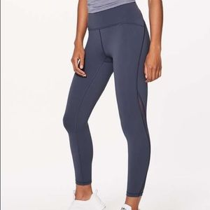 Lululemon train times 7/8 legging